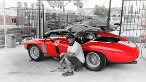 Ferrari paintless dent repair San Diego